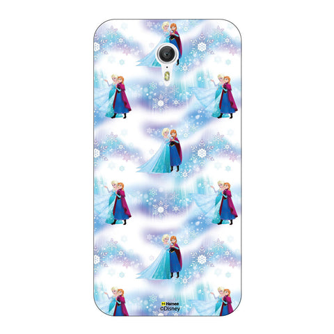 Disney Princess Frozen ( Anna Elsa Pattern 2 )  Meizu M3 Note