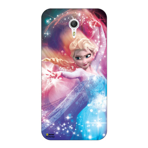 Disney Princess Frozen Official Licensed Designer Cover Hard Back Case for Lenovo ZUK Z1 ( Elsa 4 )  OnePlus 3