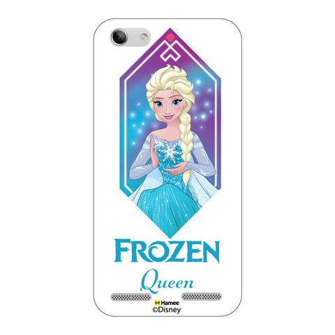 Disney Princess Frozen ( Frozen Queen Elsa ) Lenovo A6000 / A6000 Plus Plus