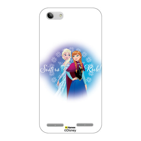 Disney Princess Frozen ( Sisters Rule )  Lenovo Vibe K5 Plus