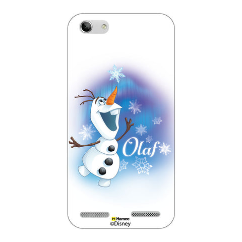 Disney Princess Frozen ( Olaf Ice Flakes )  Lenovo Vibe K5 Plus