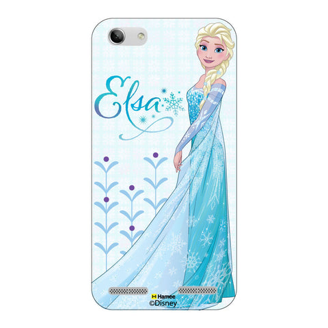 Disney Princess Frozen ( Elsa Motifs ) Lenovo Vibe K5 Plus