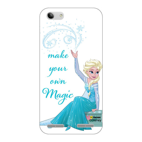 Disney Princess Frozen ( Elsa Magic ) Lenovo Vibe K5 Plus