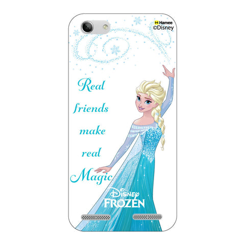 Disney Princess Frozen ( Elsa Friends Magic ) Lenovo A6000 / A6000 Plus Plus