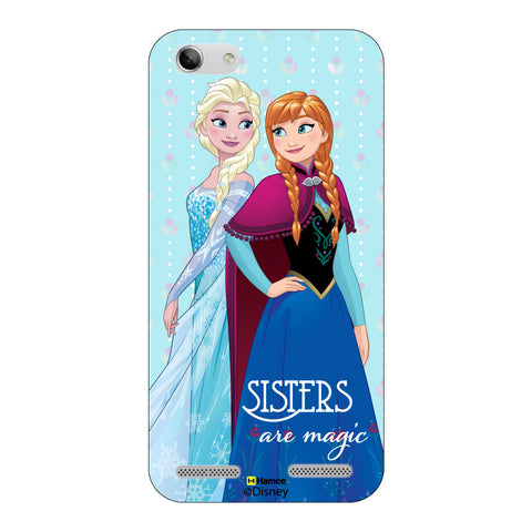 Disney Princess Frozen ( Sisters are Magic ) Lenovo Vibe K5 Plus