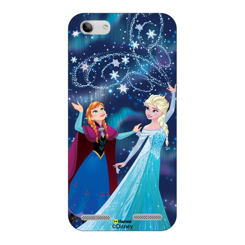 Disney Princess Frozen ( Anna Elsa Magic ) Lenovo Vibe K5 Plus