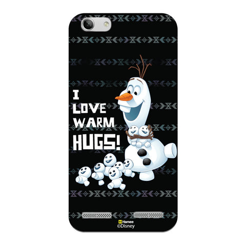 Disney Princess Frozen ( Olaf Love Hugs ) Lenovo Vibe K5 Plus