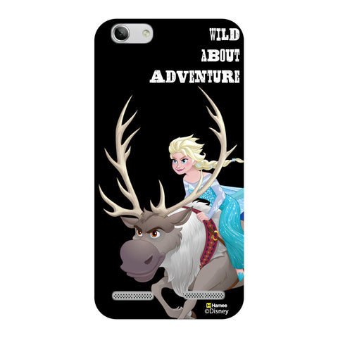 Disney Princess Frozen ( Elsa Wild Adventure ) Lenovo Vibe K5 Plus