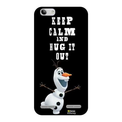 Disney Princess Frozen ( Olaf Keep Calm ) Lenovo Vibe K5 Plus