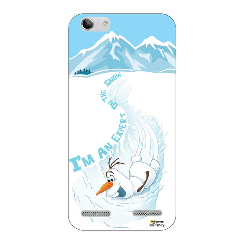Disney Princess Frozen ( Olaf Snow Expert ) Lenovo Vibe K5 Plus