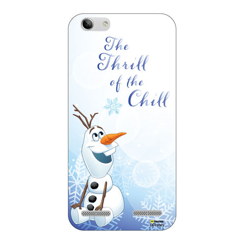 Disney Princess Frozen ( Olaf Chill Thrill ) Lenovo Vibe K5 Plus