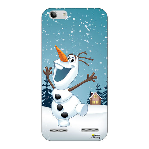 Disney Princess Frozen ( Olaf Snow )  Lenovo Vibe K5 Plus