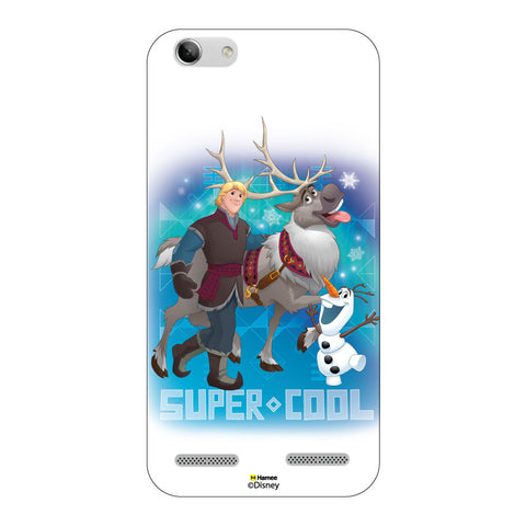 Disney Princess Frozen ( Kristoff Sven Olaf Supercool )  Lenovo Vibe K5 Plus