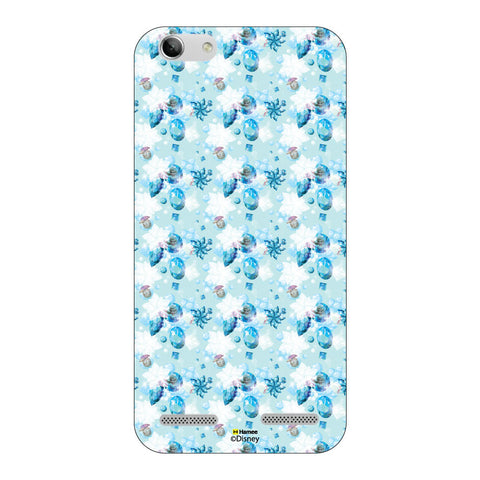 Disney Princess Frozen ( Anna Elsa Pattern 3 )  Lenovo Vibe K5 Plus