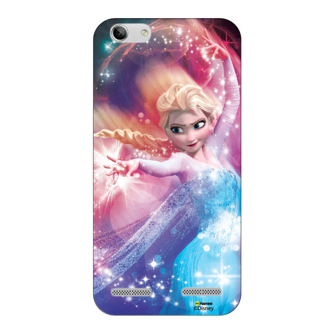 Disney Princess Frozen Official Licensed Designer Cover Hard Back Case for Lenovo Vibe K5 Plus ( Elsa 4 )  Lenovo A6000 / A6000 Plus Plus