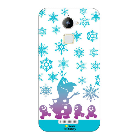 Disney Princess Frozen ( Olaf Trolls Ice Flakes ) Coolpad Note 3 Lite