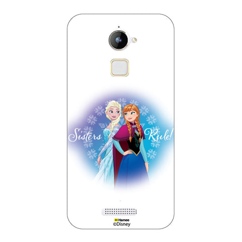 Disney Princess Frozen ( Sisters Rule )  Coolpad Note 3