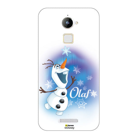 Disney Princess Frozen ( Olaf Ice Flakes )  Coolpad Note 3 Lite