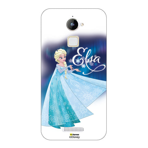 Disney Princess Frozen ( Elsa Dress ) Coolpad Note 3 Lite
