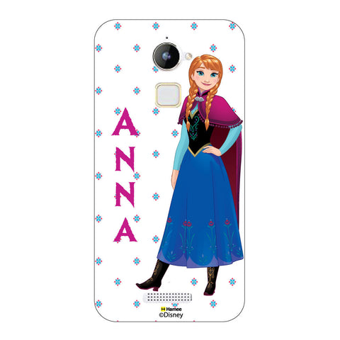 Disney Princess Frozen ( Anna style ) Coolpad Note 3 Lite