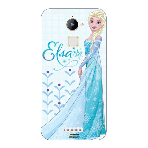 Disney Princess Frozen ( Elsa Motifs ) Coolpad Note 3 Lite