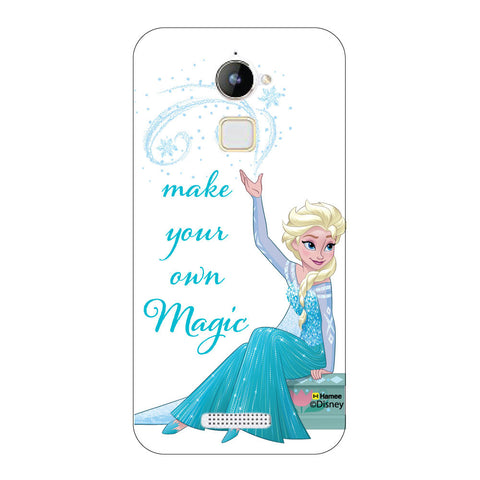 Disney Princess Frozen ( Elsa Magic ) Coolpad Note 3 Lite