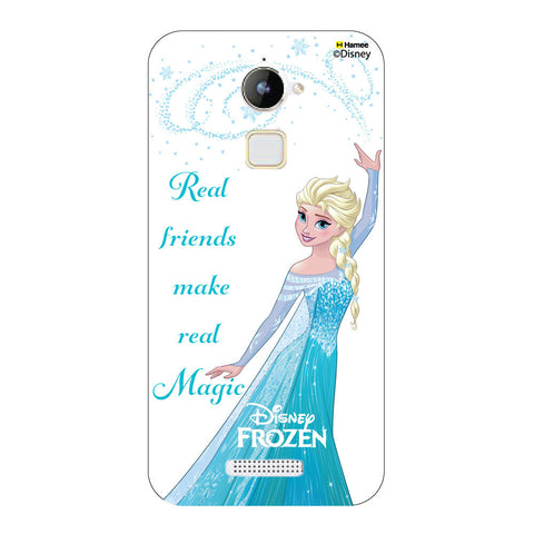 Disney Princess Frozen ( Elsa Friends Magic ) Coolpad Note 3 Lite