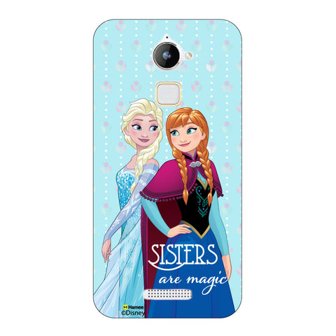 Disney Princess Frozen ( Sisters are Magic ) Coolpad Note 3 Lite