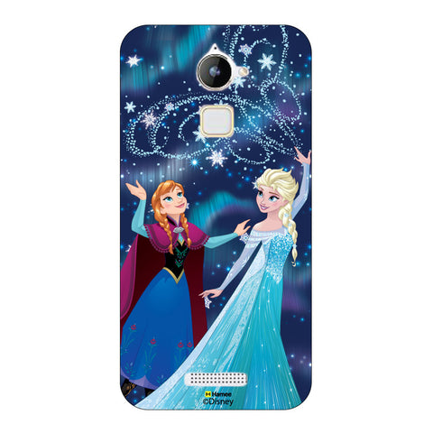 Disney Princess Frozen ( Anna Elsa Magic ) Coolpad Note 3 Lite