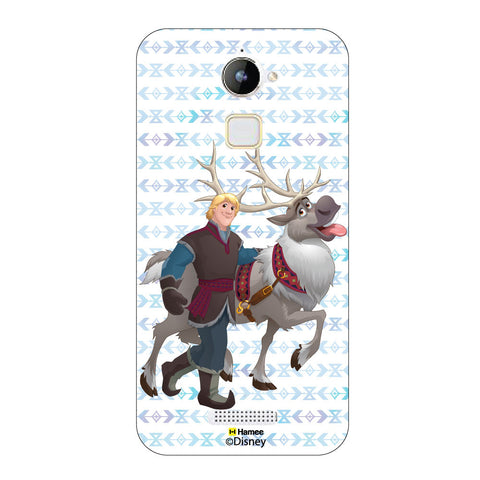 Disney Princess Frozen ( Kristoff Sven ) Coolpad Note 3