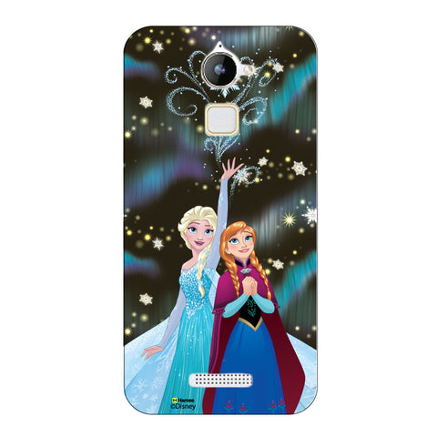 Disney Princess Frozen ( Elsa Friends Magic 2 )  Coolpad Note 3 Lite
