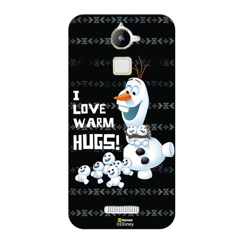 Disney Princess Frozen ( Olaf Love Hugs ) Coolpad Note 3 Lite