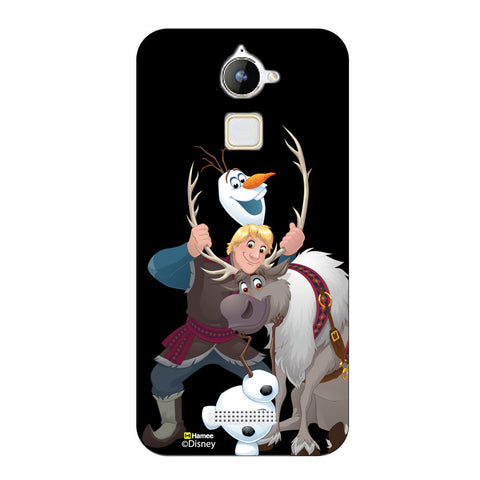 Disney Princess Frozen ( Kristoff Sven Olaf )  Coolpad Note 3 Lite