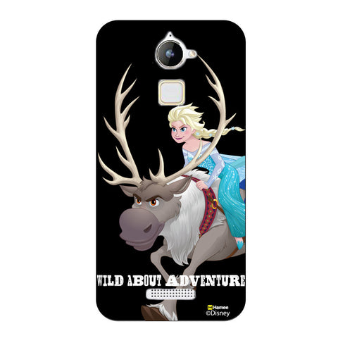 Disney Princess Frozen ( Elsa Wild Adventure ) Coolpad Note 3 Lite