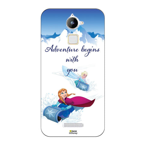 Disney Princess Frozen ( Elsa Anna Adventure ) Coolpad Note 3