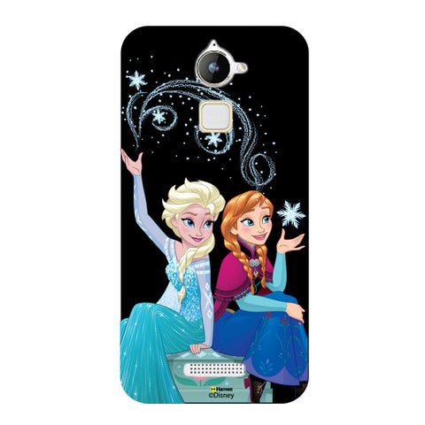 Disney Princess Frozen ( Elsa Friends Magic 3 )  Coolpad Note 3 Lite