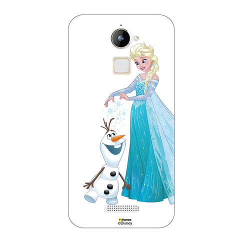 Disney Princess Frozen ( Elsa Olaf )  Coolpad Note 3 Lite