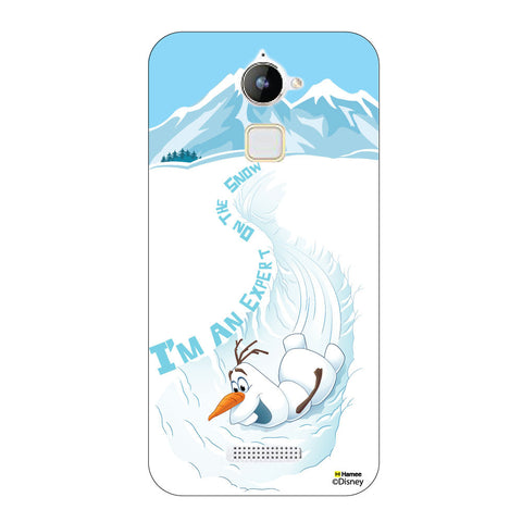 Disney Princess Frozen ( Olaf Snow Expert ) Coolpad Note 3 Lite