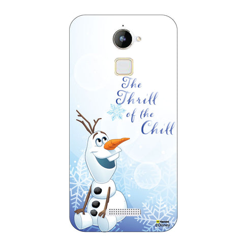 Disney Princess Frozen ( Olaf Chill Thrill ) Coolpad Note 3 Lite