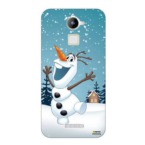 Disney Princess Frozen ( Olaf Snow )  Coolpad Note 3 Lite