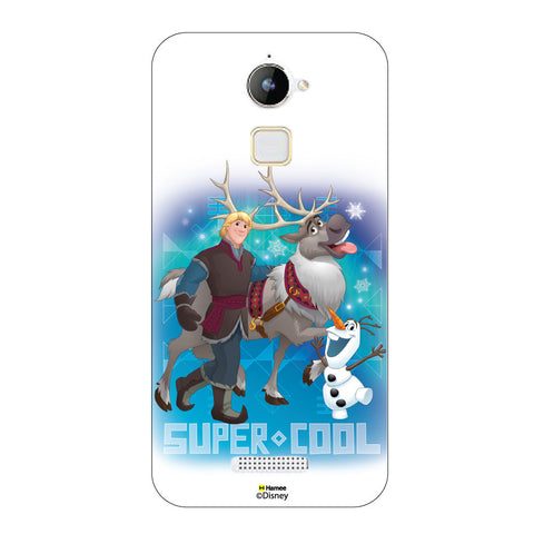 Disney Princess Frozen ( Kristoff Sven Olaf Supercool )  Coolpad Note 3 Lite