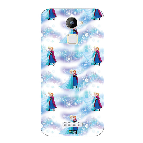Disney Princess Frozen ( Anna Elsa Pattern 2 )  Coolpad Note 3 Lite
