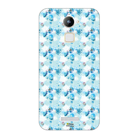 Disney Princess Frozen ( Anna Elsa Pattern 3 )  Coolpad Note 3 Lite