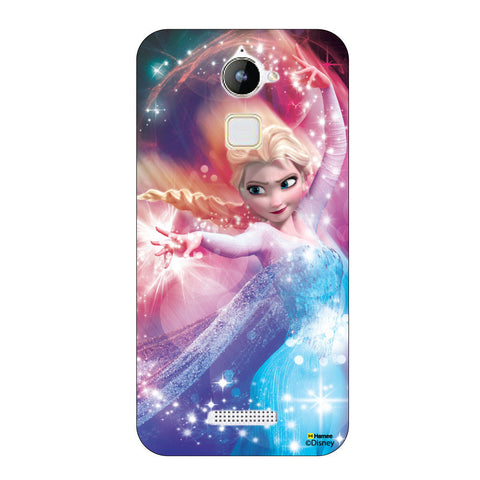Disney Princess Frozen Official Licensed Designer Cover Hard Back Case for Coolpad Note 3 Lite / Cool Pad Note Three Lite ( Elsa 4 )  LeEco Le 2