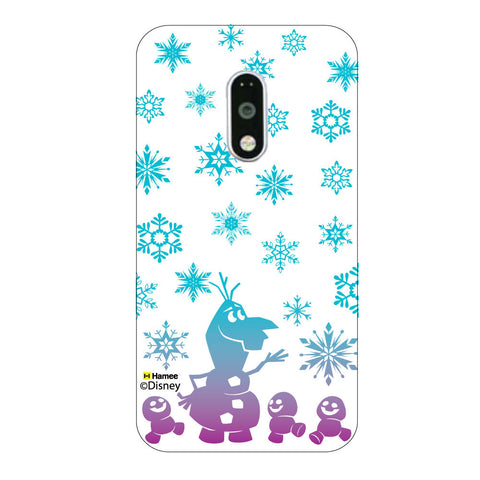Disney Princess Frozen ( Olaf Trolls Ice Flakes ) Lenovo K5 Note