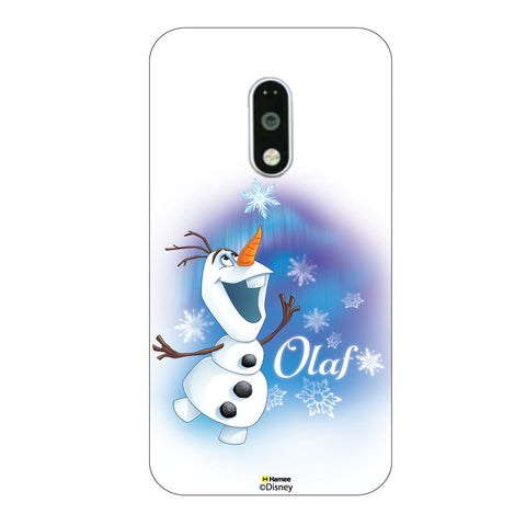 Disney Princess Frozen ( Olaf Ice Flakes )  Lenovo K5 Note