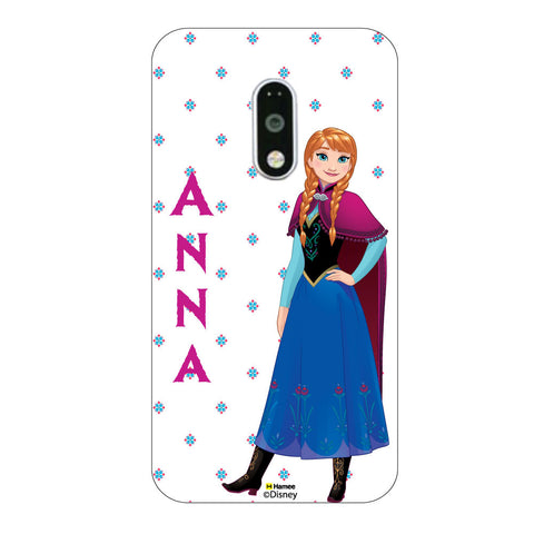 Disney Princess Frozen. ( Anna style ) Moto G4 Plus