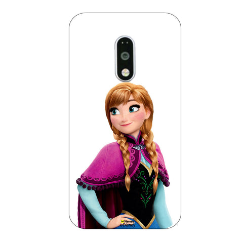 Disney Princess Frozen. ( Anna ) Moto G4 Plus
