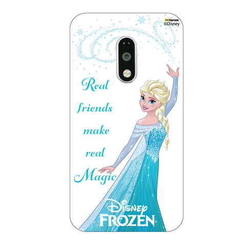 Disney Princess Frozen ( Elsa Friends Magic ) Lenovo K4 Note / Lenovo Vibe K4 Note