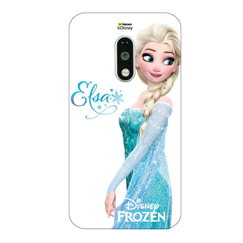 Disney Princess Frozen ( Elsa ) Lenovo K5 Note
